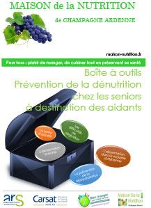 Livret dénutrition - Maison de la Nutrition